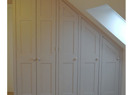 under_eaves_wardrobes_with hanging_space