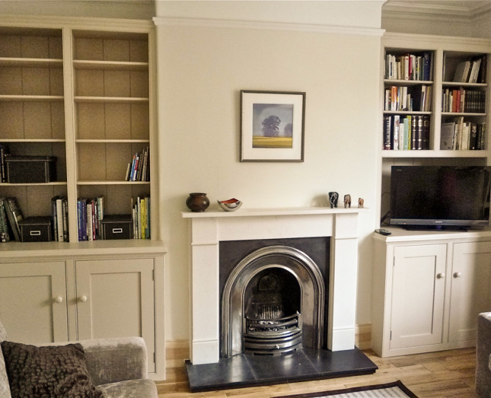 Alcove Cupboards : Hexham, Northumberland - Dunham Fitted Furniture
