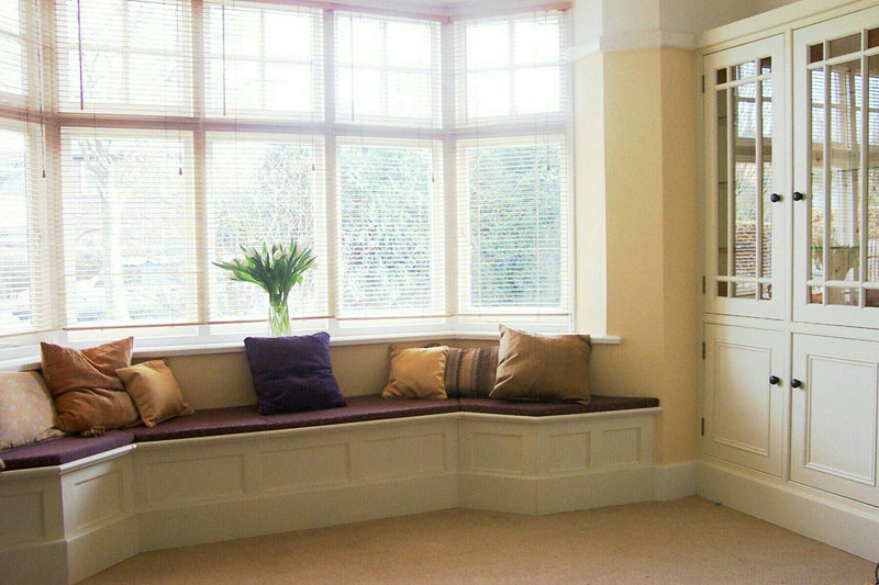 Corner Kitchen Window Treatment Ideas