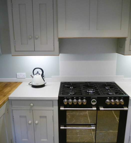 Kitchen cupboards various dunham fitted furniture for Fitted kitchen cupboards