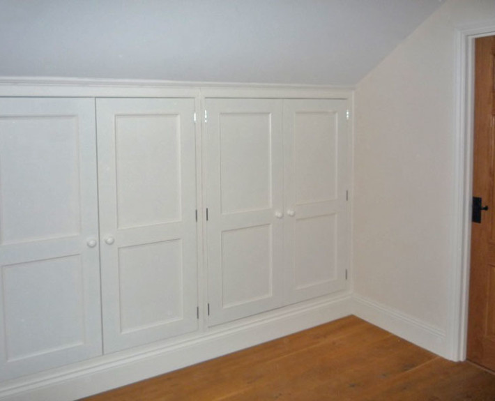 Fitted Living Room Cupboards