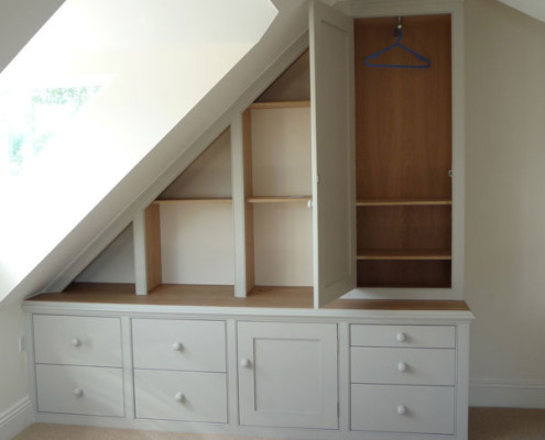 Furniture Attic And Under Eaves Cupboards Dunham Fitted Furniture