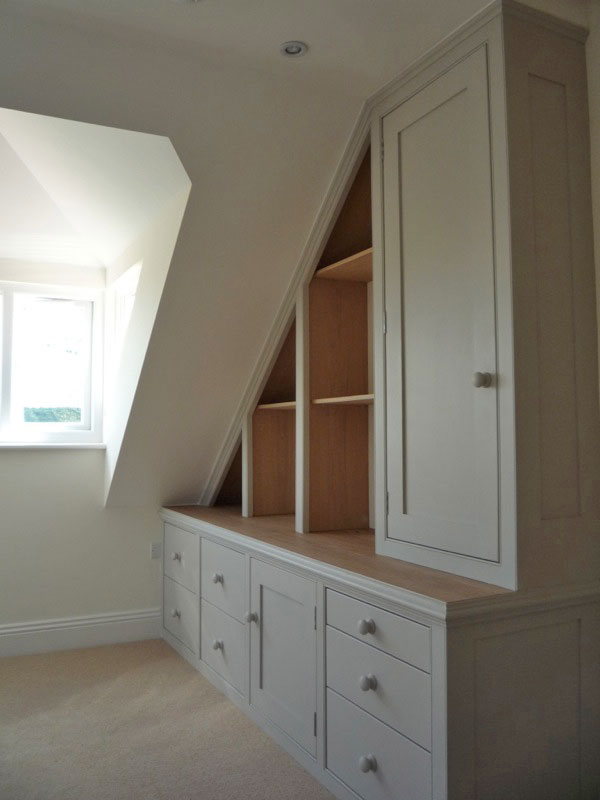 Furniture Attic And Under Eaves Cupboards Dunham Fitted